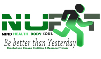 NuFit – Be Better than Yesterday Logo