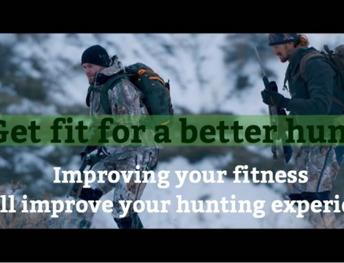 Get Fit for a Better Hunt!!!